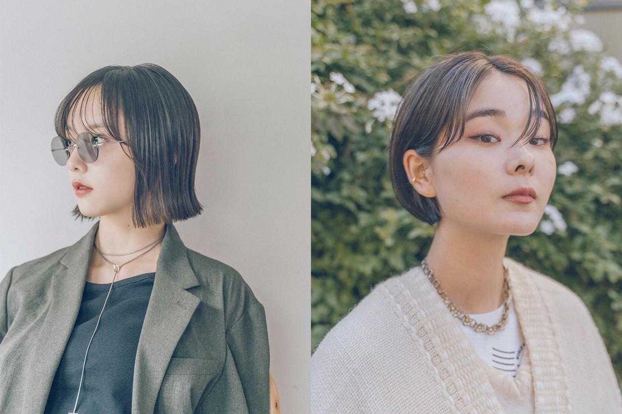 2020 hairstyle best bob hair dyed short japan