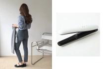 無印良品的隱藏好物!這款日本限定無線直髮夾,是女生們旅行的必備!