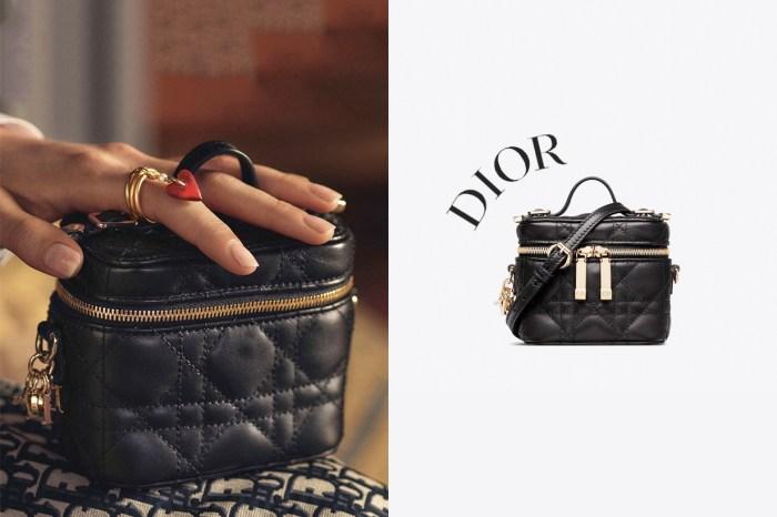 最實用迷你手袋:當 Lady Dior 變成化妝包,貼心附上 3 種背法!