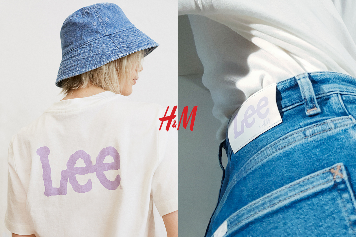 H&M lee collabration jeasn jacket when where buy 2021