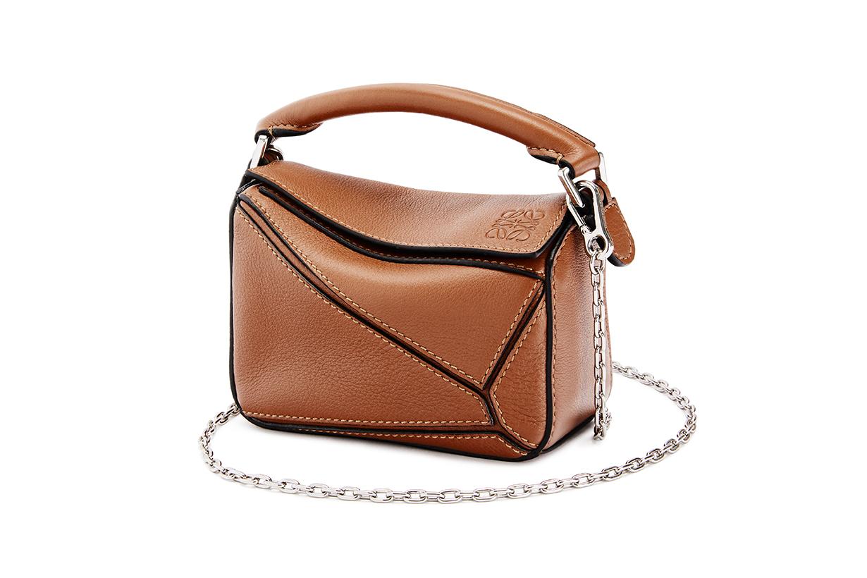 Loewe Nano Puzzle Bag