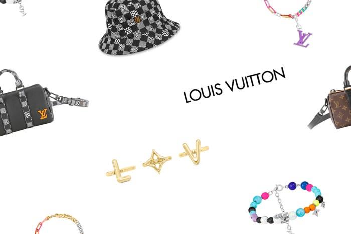 Louis Vuitton 2021 春夏男裝系列裡,讓女生眼睛也發亮的 6 件單品!
