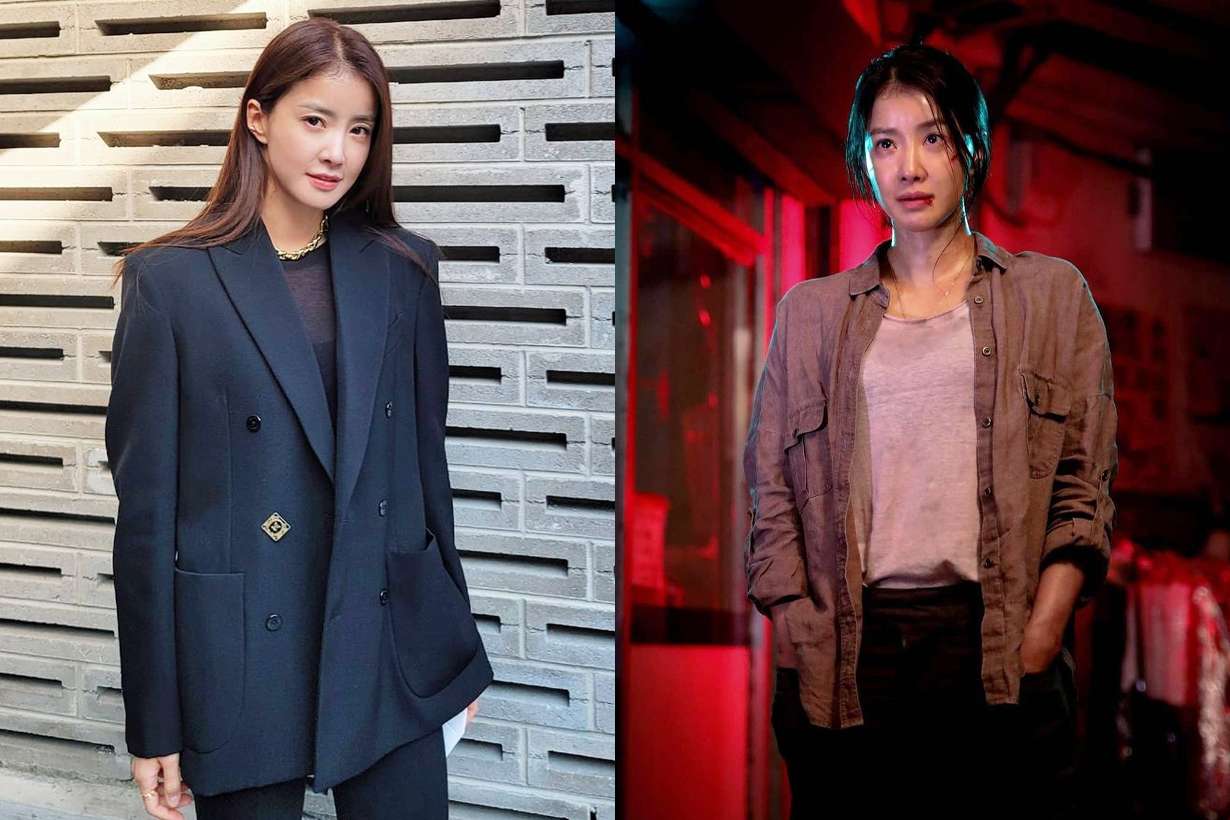 Netflix Sweet Home Lee Si Young TikTok Husband Cho Seong Hyun Celebrities Couples Korean idols celebrities actresses