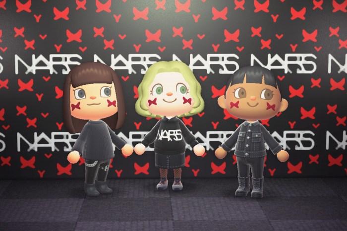 由美妝踏入遊戲世界!Nars Claudette 限量系列設計聯乘《集合啦!動物森友會》