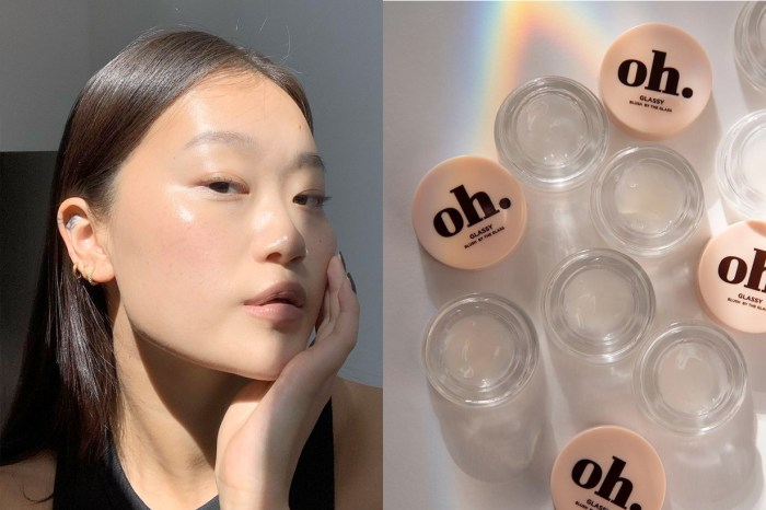 一個適合所有膚色的色號:來自義大利小眾品牌,魔法的透明腮紅!