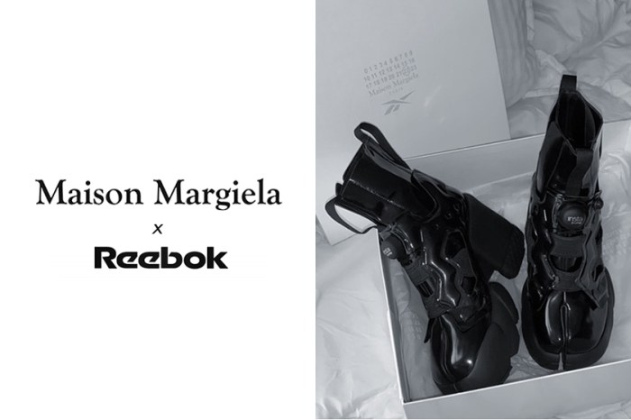 Maison Margiela x Reebok 最新聯乘,「不小心」曝光後又被刪除?