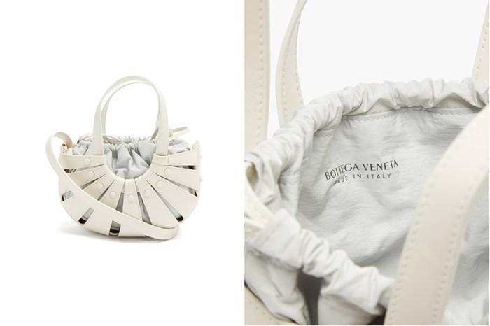 不想跟別人撞包,Bottega Veneta 這款隱藏手袋默默受歡迎!