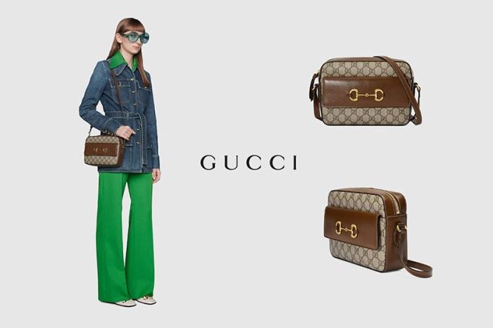 Gucci 最熱銷手袋:1955 Horsebit 推出更摩登大方的款式!