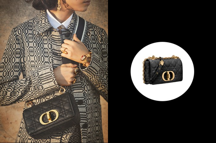 點名下一款它會紅:Dior Caro 鏈帶翻蓋包,被嬌小女生鎖定!