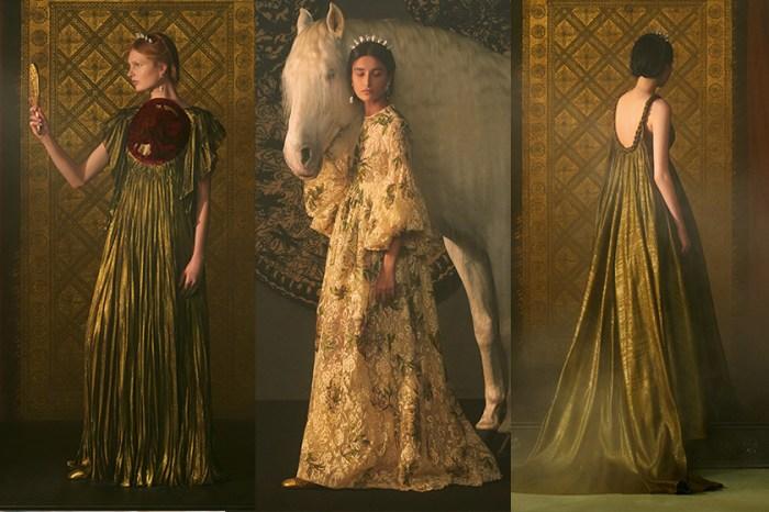 美得扣人心弦:Dior SS 2021 高訂系列,以塔羅占卜蒙上一層神秘!