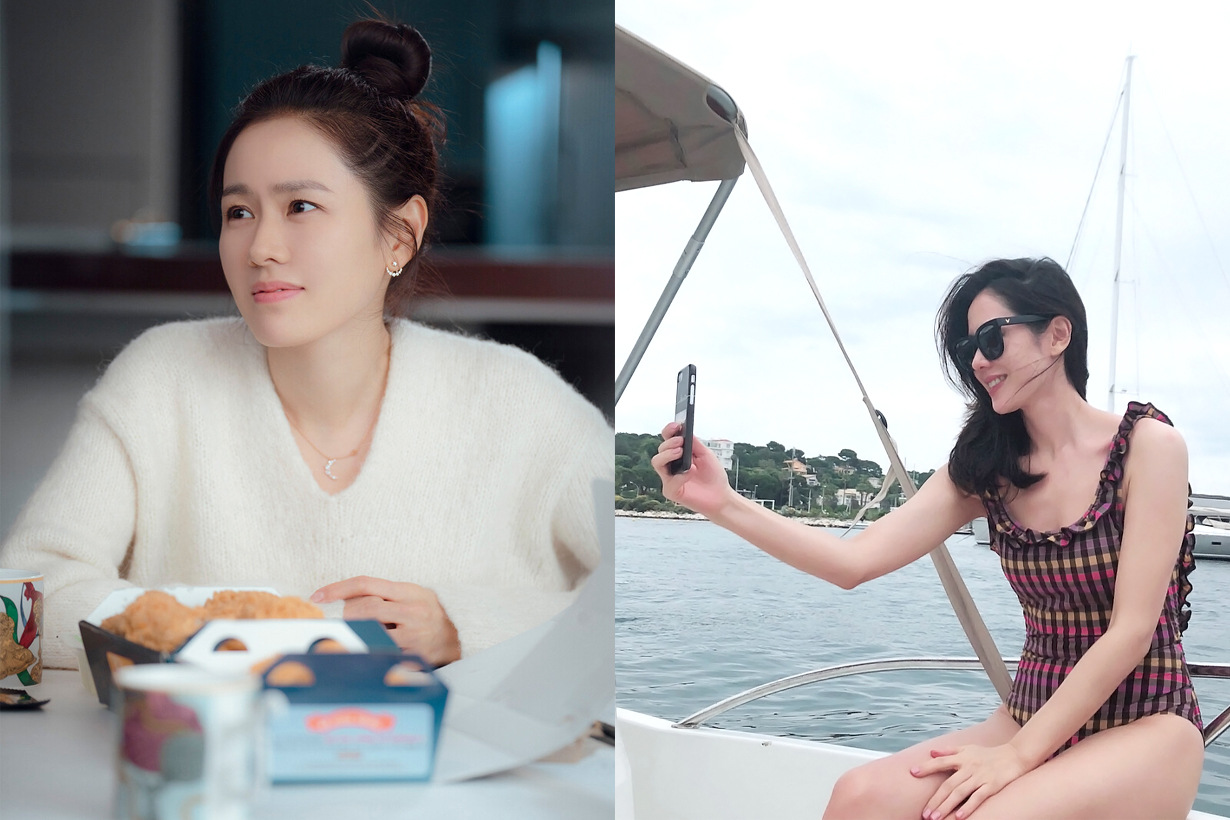 Son Ye Jin 39th Birthday Celebrities Skincare Tips Korean idols celebrities actresses Hyun Bin Celebrities Couples