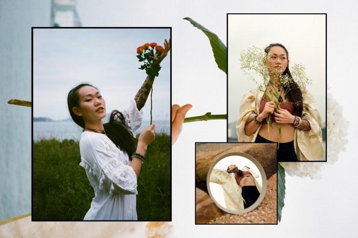 當人人以為純素是新的生活態度,對她來說更是一種快樂來源!「大樹讓我擁抱它!」