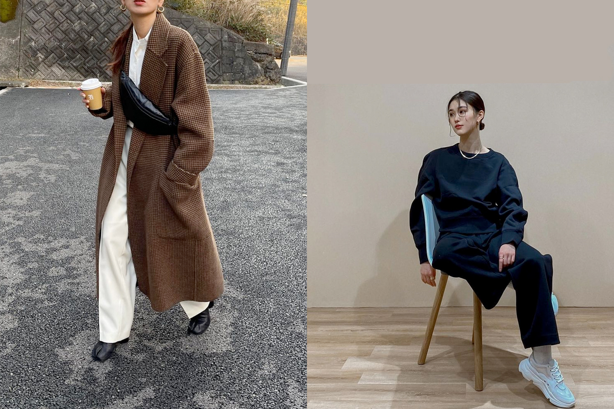 Uniqlo u 21ss japanese girl items outfit style inspiration
