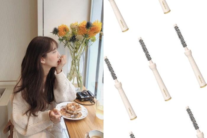 想跟韓國女生一樣都擁有著蓬鬆的髮頂,你需要入手這款細捲梳 !