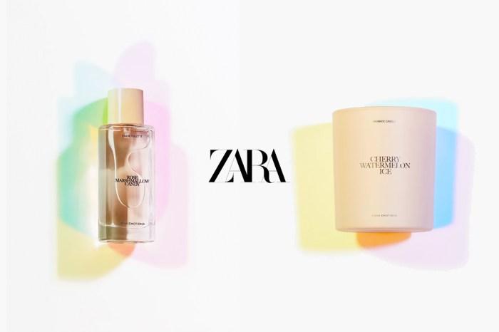 墜入一場繽粉的夢境:Zara x Jo Malone 新系列,8 款新品登場!