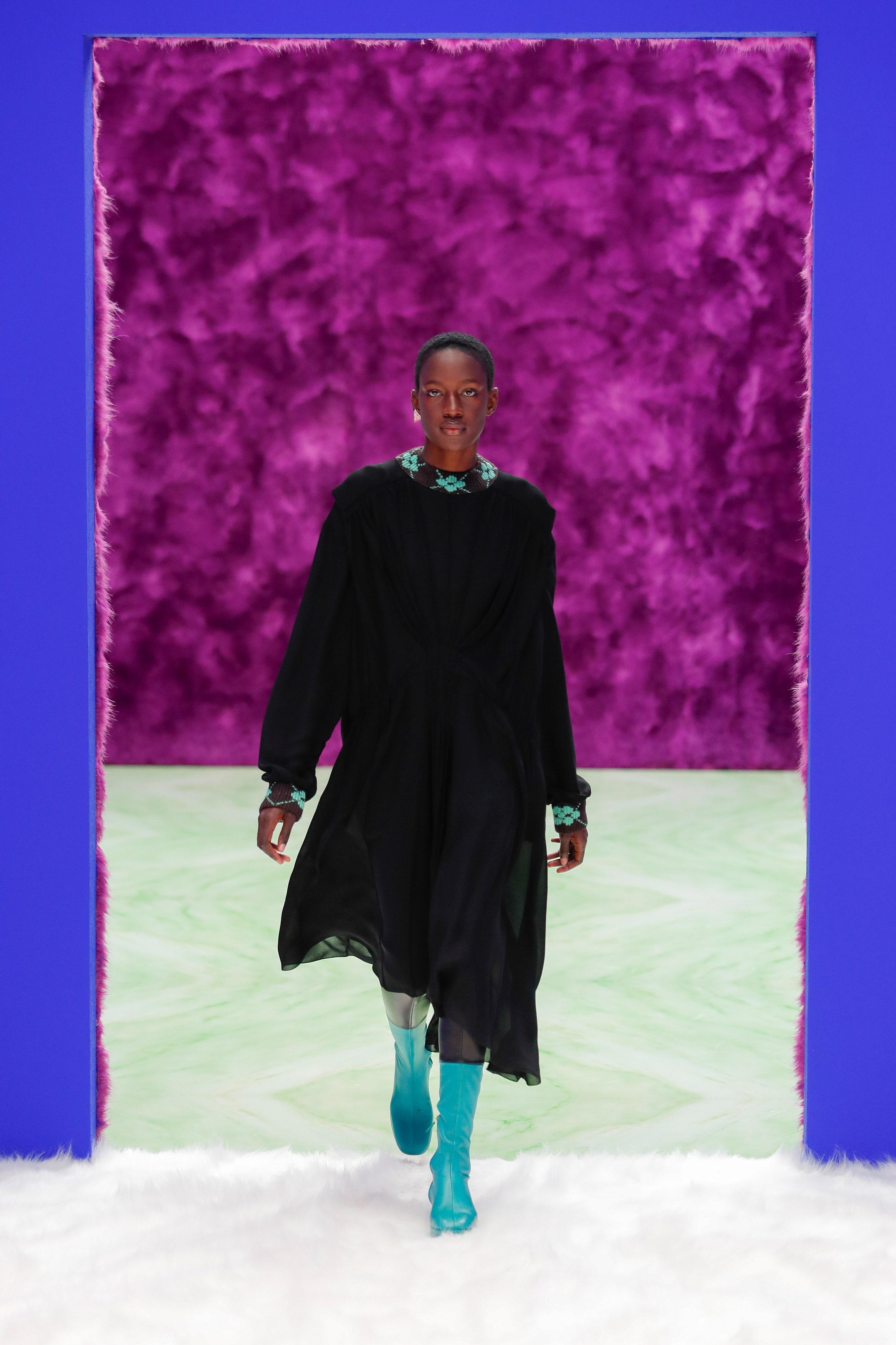 prada 2021fw ready to wear collection fashion show