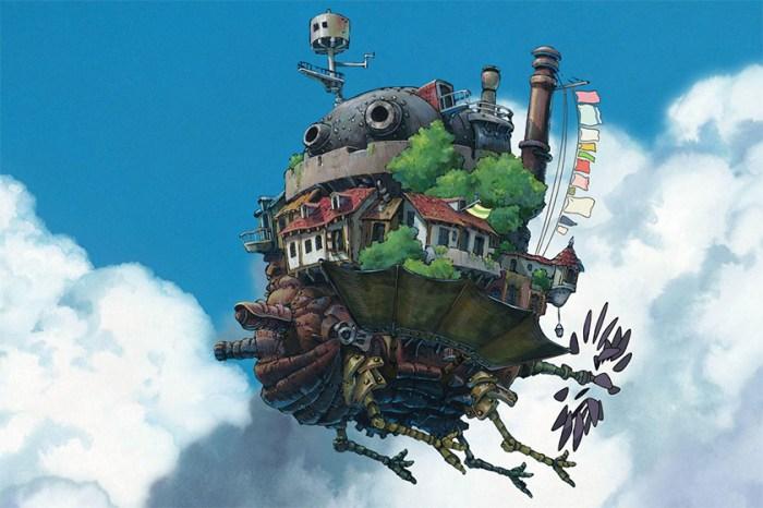 實景曝光:吉卜力主題公園中讓人最期待的《霍爾的移動城堡》設施公開!