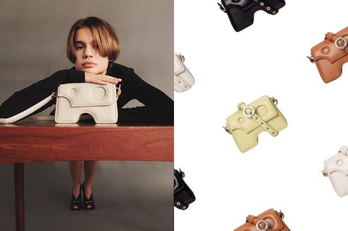 預定下一個 It Bag:Off-White 這款極簡配色的 Burrow Bag 讓人想馬上入手!