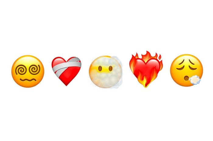 又有 Emoji 可以用了!Apple 帶來「受傷的心、嘆氣、暈眩」等 10+ 新表情符號!