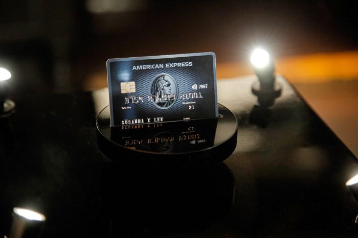 美國運通推出了一張時尚感十足的信用卡!優惠還相當吸引