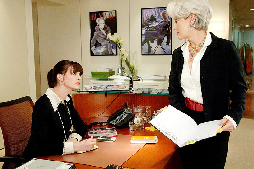 Anne Hathaway  Was the 9th Choice for The Devil Wears Prada Leading Role