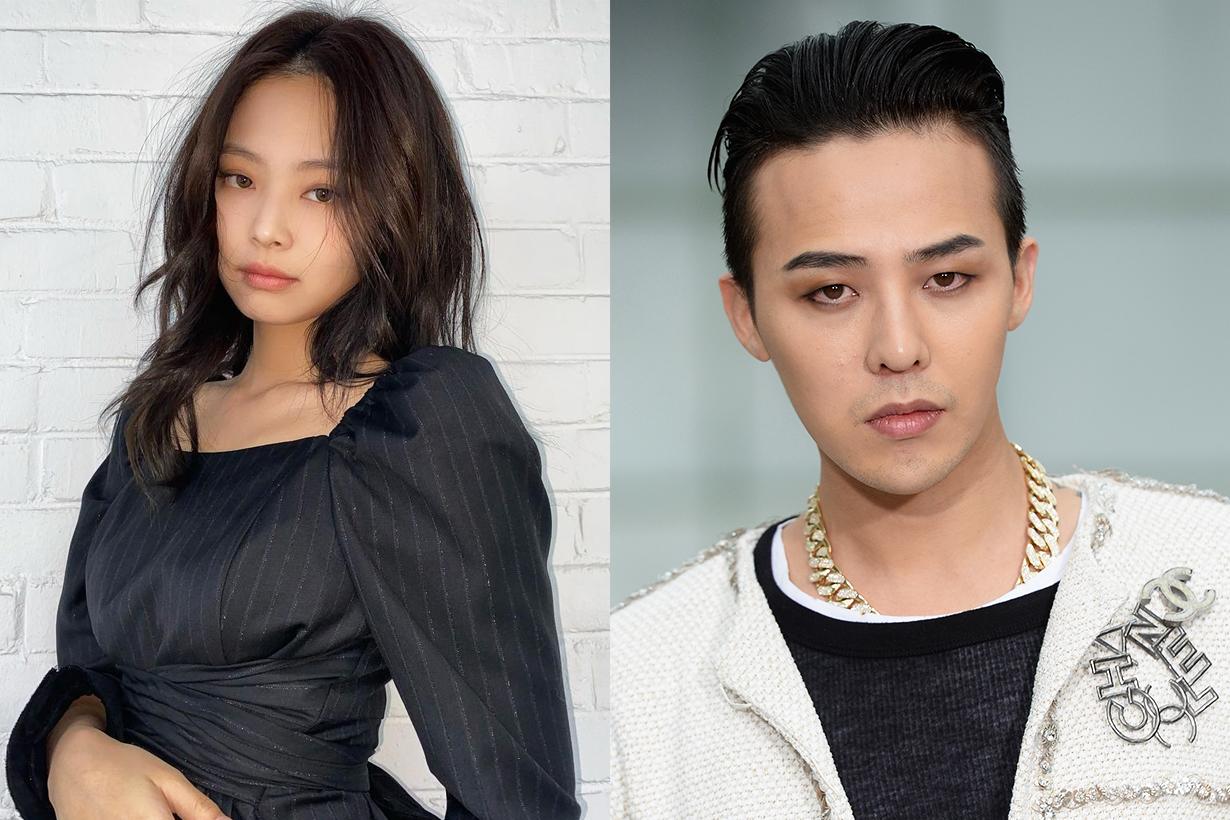 BLACKPINK Jennie Lisa Jisoo Rose BIGBANG G Dragon TOP Taeyang Celebrities couples dating rumours Dispatch korean idols celebrities singers girl bands