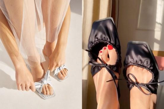 意大利的诗意美-仅有4种款式,但预计它将是2021年春夏最热的凉鞋!