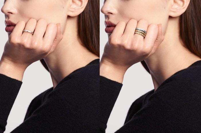 戴著 Chanel Coco Crush 的珠寶,天天都是一份心動的感覺!