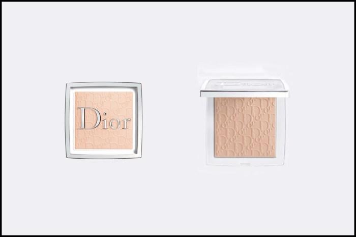 小資女生底妝好幫手:未上市 Dior 粉餅,藏了超高性價比 3+ 用法!