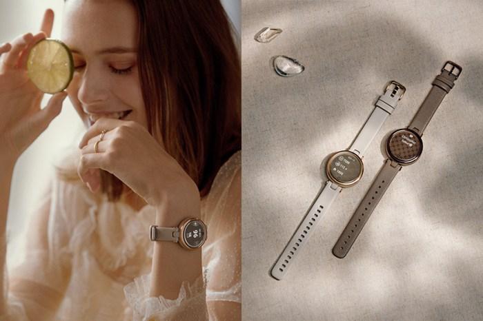 紀錄生理期、久坐提醒:Garmin 奶茶色系錶,為何大受女生歡迎?