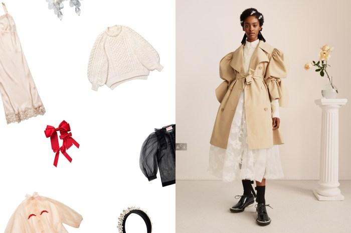 Simone Rocha x H&M 單品、價錢公開,竟還藏了 50+ 網路限定款!