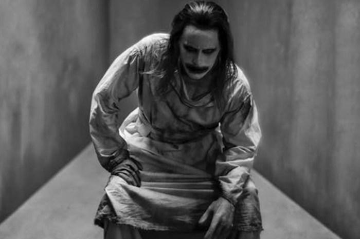 Jared Leto 版本 Joker 全新造型曝光,帥氣小丑淪落成階下囚?