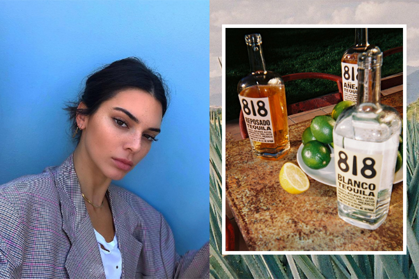 kendall jenner tequila brand drink 818 controversy backlash cultural appropriation