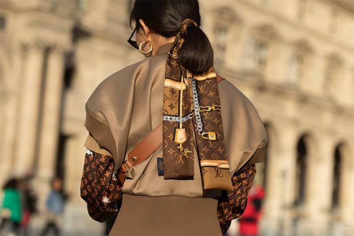 經典之中帶著玩味:由川久保玲設計的這個 Louis Vuitton 手袋必定是升增之選!