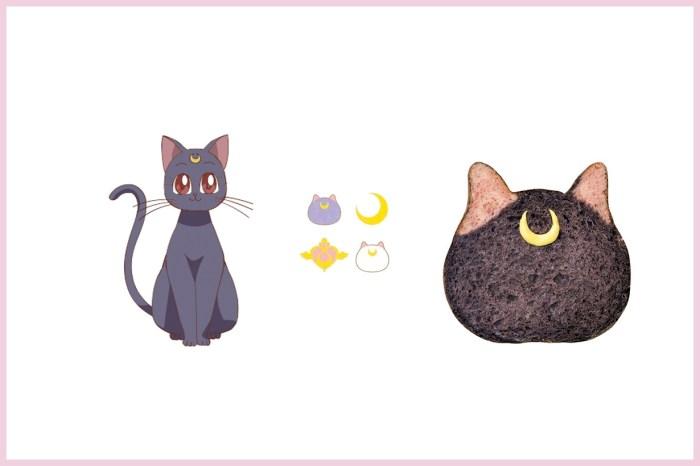 只賣 41 天:貓咪吐司限定露娜版,美少女戰士粉怎能抵抗?
