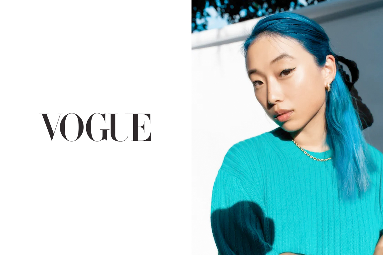 Margaret Zhang vogue china editor in chef 2021 news who influencer