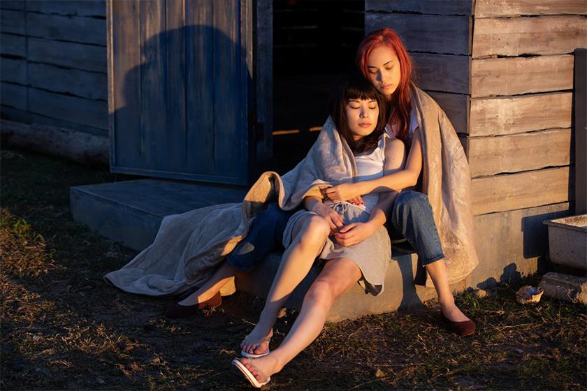 netflix Japanese original Ride or Die cast Kiko Mizuhara and Nanae Shinoda