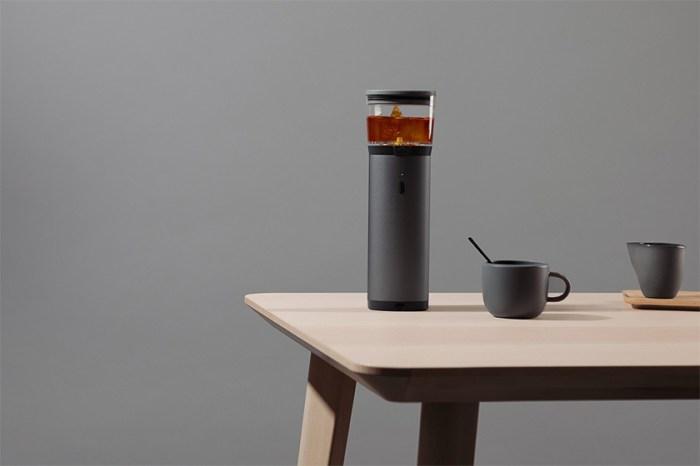不用 20 秒就沖出一杯冷泡咖啡,這部咖啡機為你帶來極簡的咖啡享受!