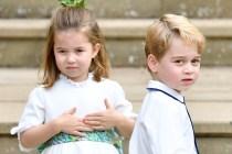 皇室保姆有獨特的育兒方法,就連稱呼喬治王子和夏洛特公主也有規定!
