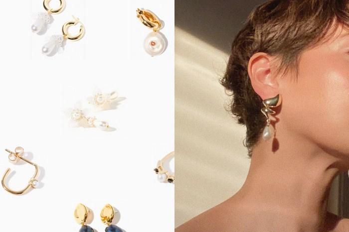 小資女生請瞄準: US$200 有找,11 對脫俗優雅的珍珠耳環!
