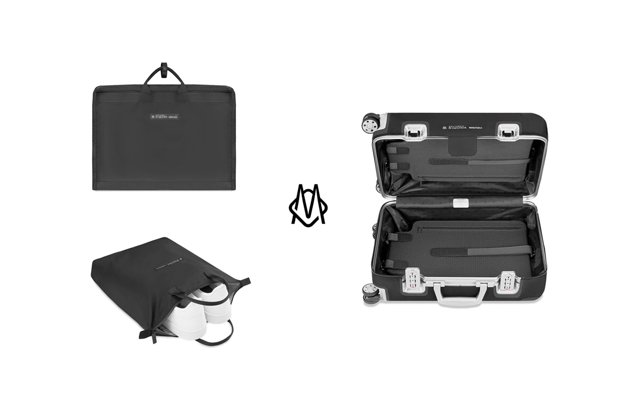 rimowa travel accessory pouch protector suits luggage bag