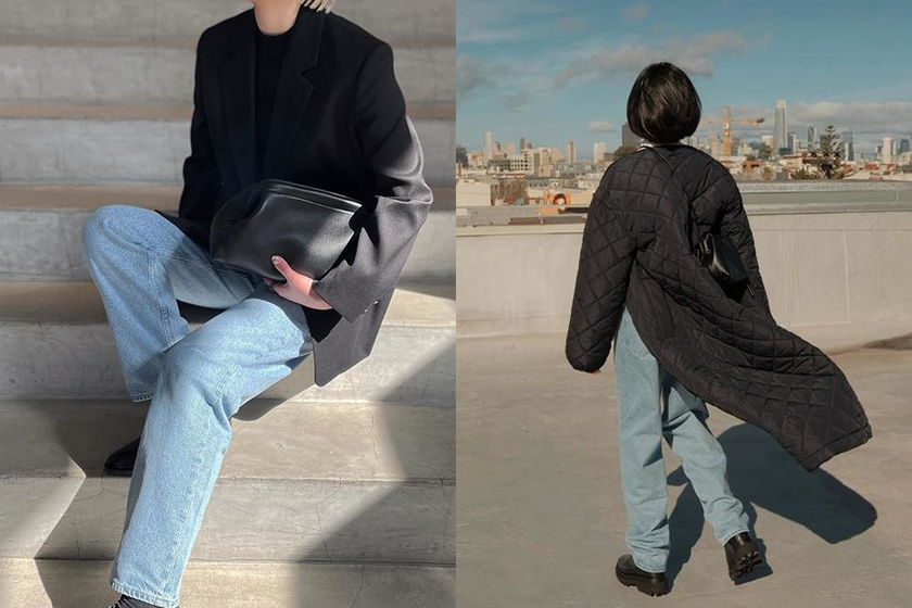 COS SS21 Sustainable Denim Collection