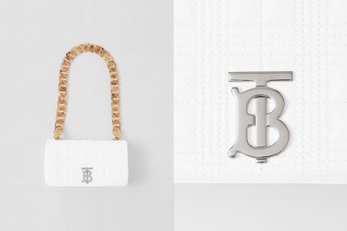 下一款 It Bag:Burberry 全新 Lola Bag,鏈環式肩帶令時髦女生大愛!