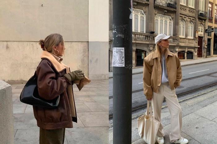 老派的很時髦,博主都愛上這一件 Grandpa Jacket!