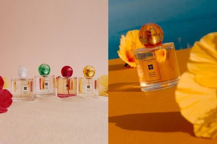 最美香水:Jo Malone London Blossoms 限定系列,圓形瓶身即將發售!
