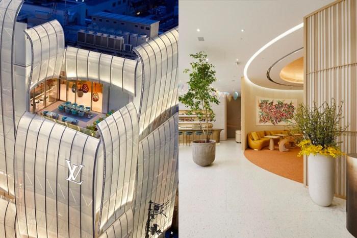 Louis Vuitton 首間咖啡廳正式開幕,哪些亮點值得加入必訪清單?