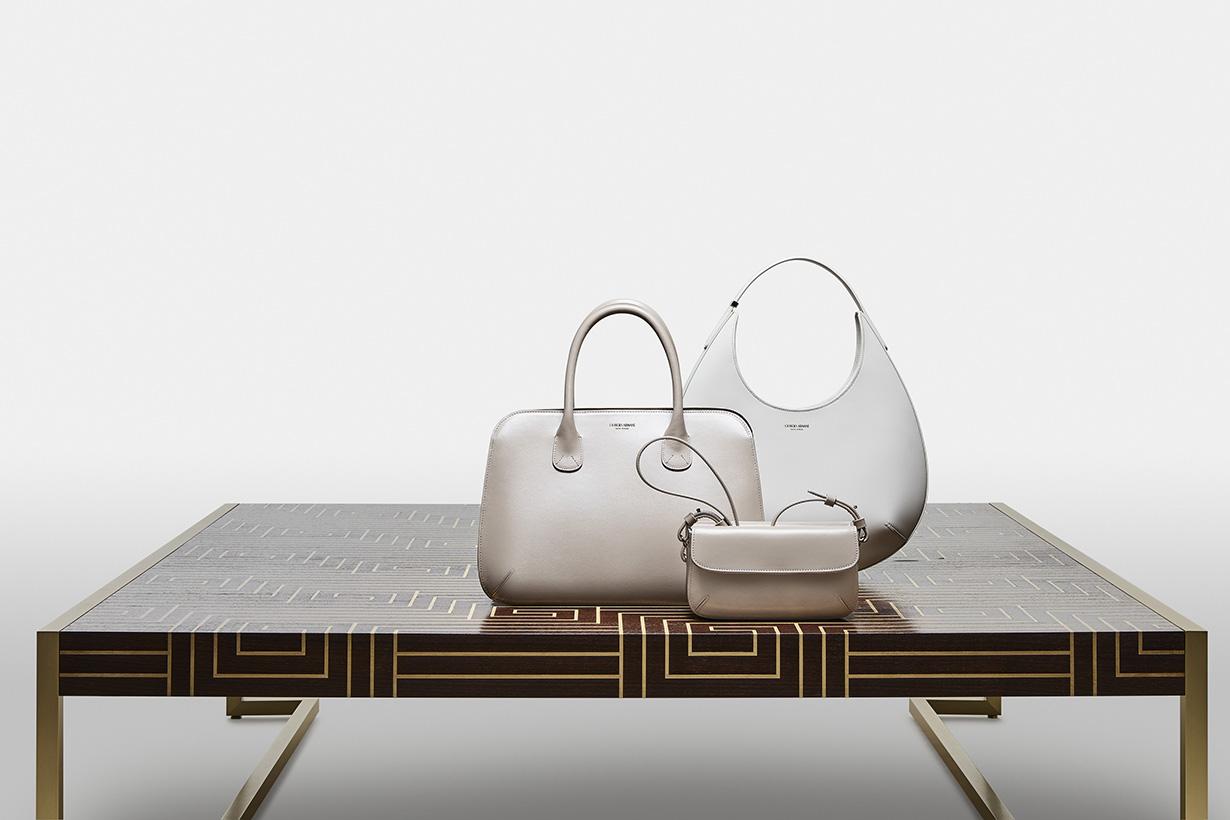Giorgio Armani  La Prima 2021 SS handbag