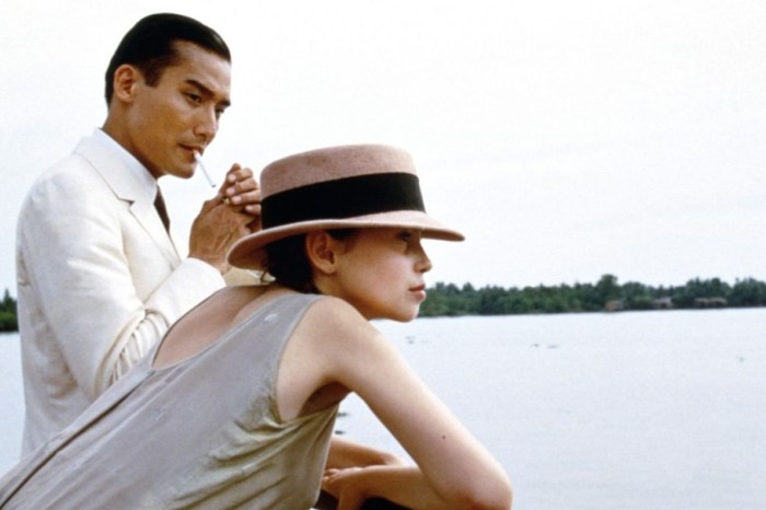 《情人》:當 32 歲中國男人遇上 15 歲法國少女,譜出的是一首苦澀卻難忘的戀曲