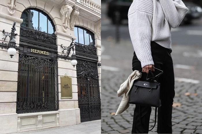 佯裝成 Hermès「假顧客」,購入經典手袋後再以三倍轉售!