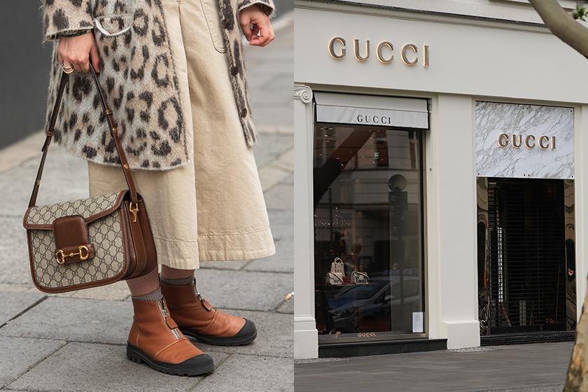 Gucci  alessandro michele 2020 Q4 luxury decline